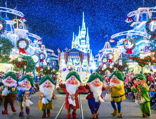 Natal 2016 no Walt Disney World